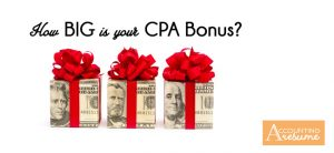 Big 4 CPA Bonus, Reimbursement and Perks at a Glance