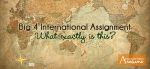 Paving Your Way to Big 4 International Assignment