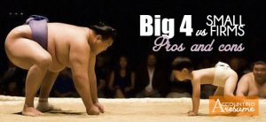Big 4 vs Small Firm: Pros and Cons
