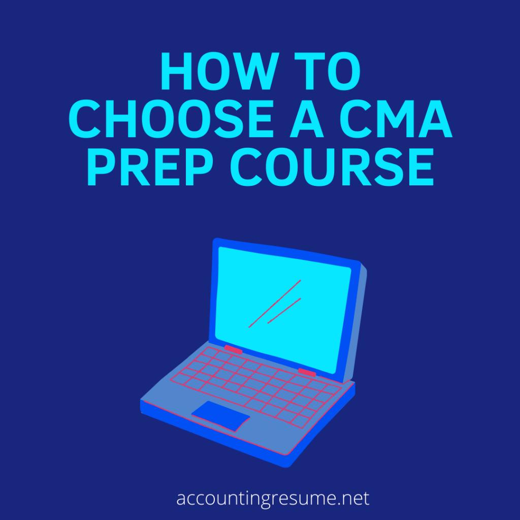 CMA Exam Prep Courses